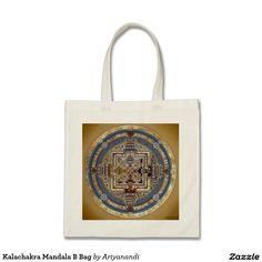 Kalachakra Mandala B Bag