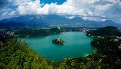 Lake Bled - Slovenia - James Southorn