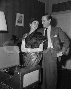 Barbara Hutton with 6th husband