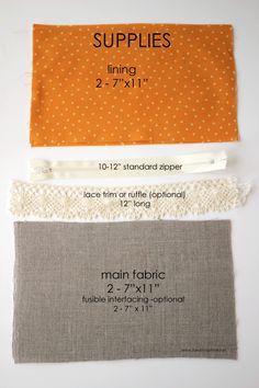 A Simple Clutch I Heart Nap Time | I Heart Nap Time - Easy recipes, DIY crafts, Homemaking
