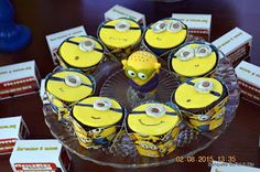 Banquete Buffet & Cia: Festa dos Minions