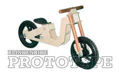 BLINKENBIKE Model Swan Teaching Kids, Kids Learning, Balance Bike, Tricycle, Children, Swan, Model, Design, Products