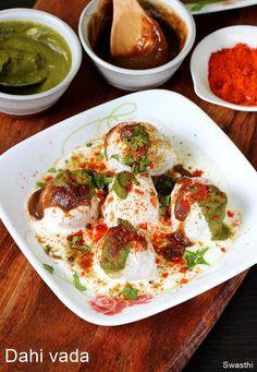 Dahi vada - Soft mouth melting dahi vada#recipe