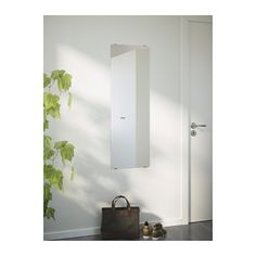 we could fit something this size next to my room theres a wall with a good amount of space Without nails? MINDE Mirror - - - IKEA