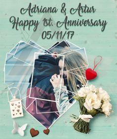 Anniversary Gift, Personalized gift, love gift, first anniversary, aniversario de boda, instant download, photo gift