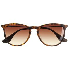 J.Crew Ray-Ban® Erika sunglasses found on Polyvore