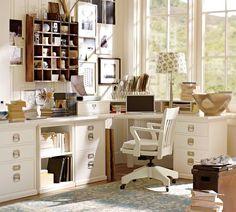 Build Your Own Bedford Modular Desk Home Office Designoffice Decoroffice
