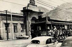 Rua General Polidoro em Botafogo no inicio dos anos 60.