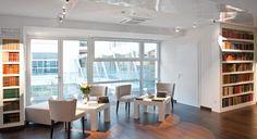 Magna Pars Suites Milan - booking a hotel Restaurant Lounge Bar in Tortona