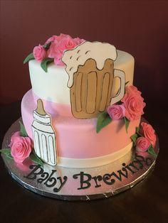 Pregger Kegger Baby Shower Cake Baby Shower Cakes, Baby Shower Themes, Shower Ideas, 2nd Baby, Baby Kids, Baby Boy Shower, Baby Showers, Theme Ideas, Party Ideas