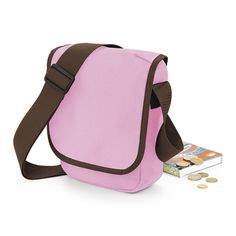 Mini Messeger Bag - Pink Shown. Messenger Bags, Fashion Backpack, Backpacks, Mini, Backpack, Backpacker, Backpacking