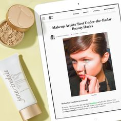 Learn how to use your liquid foundation as a concealer with this tip from Global Makeup Educator Hannah Hatcher.  Combine a few shakes of translucent powder with your liquid foundation, and it with thicken up enough to act as a full coverage concealer.
