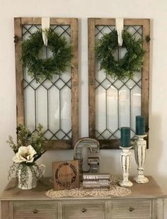 DIY Foyer Decorating Ideas For Small Foyers and Apartment Entryways - Clever DIY Ideas - Small Foyer or entryway hall decor idea The Effective Pictures We Offer You About cute home decor - Decor, Farmhouse Decor Living Room, Home Decor Accessories, Farm House Living Room, Hall Decor, Foyer Decorating, Home Decor, Rustic House, Farmhouse Wall Decor