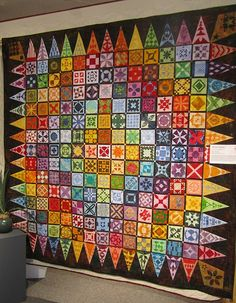 Dear Jane quilt by Hills Creek Quilter | Flickr