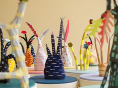Paper Plants: Eternity Stew by Adam Frezza and Terri Chiao