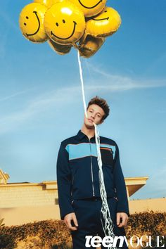 Cameron Dallas for Teen Vogue                                                                                                                                                      Plus