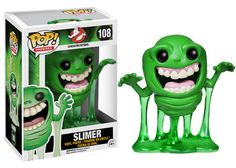 Pop! Movies: Ghostbusters - Slimer | Funko