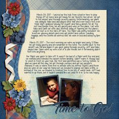 Digital scrapbooking layout made by CT artist Jennifer featuring new template Sherwood Studio THE PHOTO PROJECT - STORYTELLER http://www.thedigichick.com/shop/The-Photo-Project-Storyteller.html and digital scrapbooking kit SUMMER SUNSET http://www.thedigichick.com/shop/Summer-Sunset.html