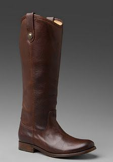 Melissa button boots by Frye..been wanting a pair for years!