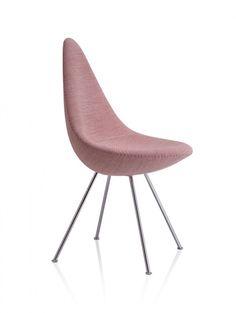 #FritzHansen Drop chair by #ArneJacobsen.