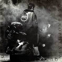 The Who, Quadrophenia***** (1973): I am trying really hard to remember if I have ever listened to this album all the way through before. I don't believe I have, but I've listened to a lot of albums so I could be wrong. Still, if I haven't, what the hell was wrong with me?! This is fucking phenomenal!!! I may have to rethink my favorite Who album because this is that good. It has all the elements I love about Who's Next, and then some. (7/15/14)