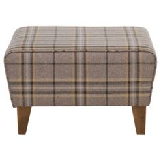 Footstool to match armchair