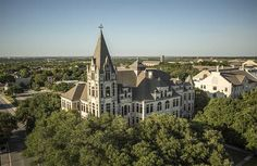 Aerial Photography for Universities