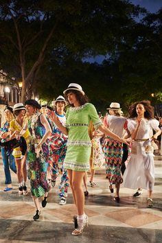 Chanel Cuba Resort 2