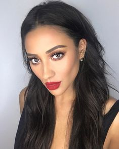 "323.6k Likes, 1,164 Comments - Shay Mitchell (@shaym) on Instagram: ""Thinking about recreating this look @makeupbyariel did on me for an upcoming YouTube shay video,…"""