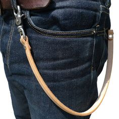 I want this lanyard so freakin' bad.  also great wash on the jeans. - $65.00