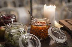 … Candle Jars, Candles, Chana Masala, Ethnic Recipes, Food, Meal, Candle Mason Jars, Essen, Candy