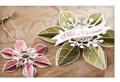 This image is from a Stampin Up 2012 Holiday mini catalog, Ornament Keepsakes…