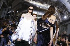 Y Project Fashion Show Ready to Wear Collection Spring Summer 2017 in Paris