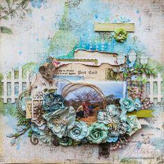 Blue Fern Garden with Jelissa - Blue Fern Studios
