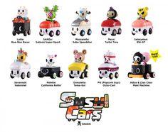 This blog is about toys. Designer Toys, Vinyl Toys, Kidrobot, Resin, Sofubi