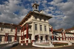Hotel des Thermes in Antsirabe, Madagascar