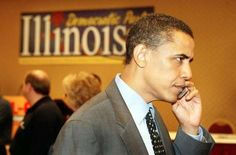 2.Who knew Obama believed in redistribution? Umm, everybody.       Comments  3  Email  Share        Barack Obama, then an Illinois state senator, during his campaign for U.S. Senate in 2004. (Scott Olson / Getty Images / September 19, 2012