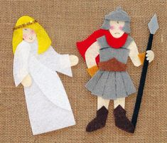 The First Easter Bible Story Flannel/Felt Board by LindyJDesign, $5.00
