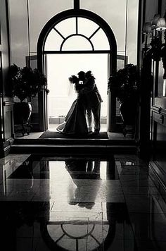 Image detail for -church wedding photography in black and white