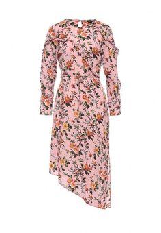 Платье Topshop None за 4 899 руб. в интернет-магазине Lamoda.ru