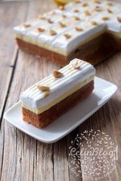 Gâteau au citron meringué