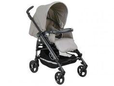Carrinho de Bebê Passeio Burigotto - Switch Four para Crianças até 15kg