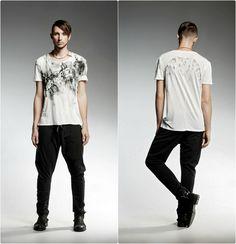 marque-vetements-pendari-tshirt-blanc-motifs-noirs