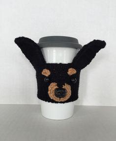Chihuahua Cozy/Dog Cozy/Dog Mug/Chihuahua Mug/Custom Chihuahua/Furbaby/Chihuahua Mom/Chihuahua Dad/Chihuahua Lover/HookedbyAngel