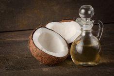 Appliquer de l'huile de noix de coco