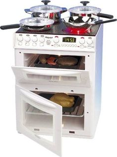 18 inch doll stove