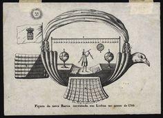 Bartolomeu Lourenço de Gusmão's Passarola