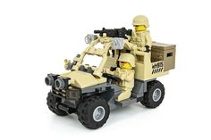 https://flic.kr/p/qHTdcK | Ultra-Light Tactical Vehicle | We received the final printed tiles for the WWB Anaheim event kit today. This thing is seriously sweet!!!