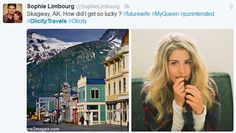 Sophie Limbourg for the #OlicityTravels Project