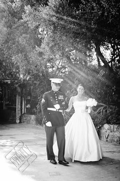 Military weddings <3